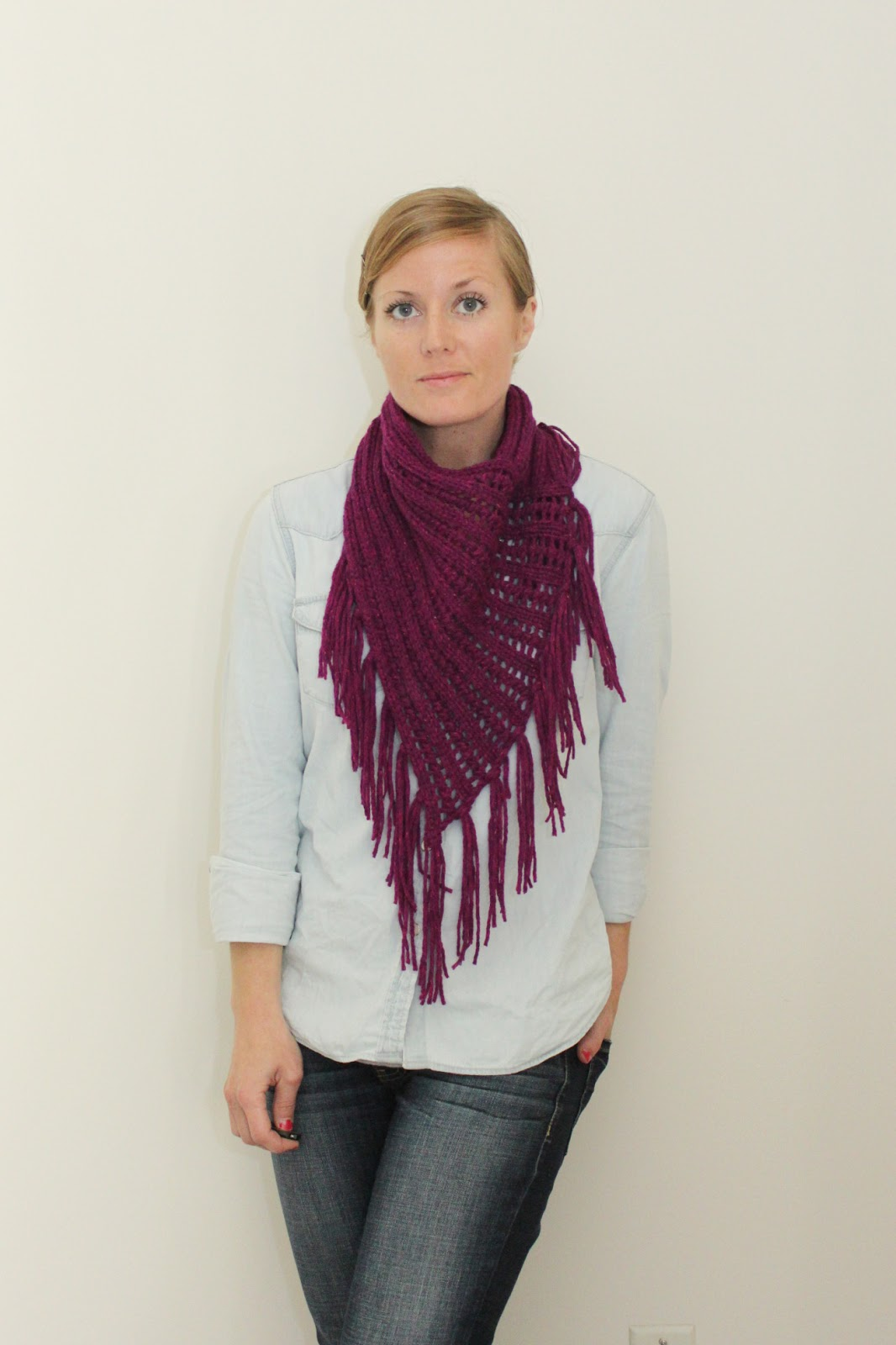 Arika Cowl by Jane Richmond