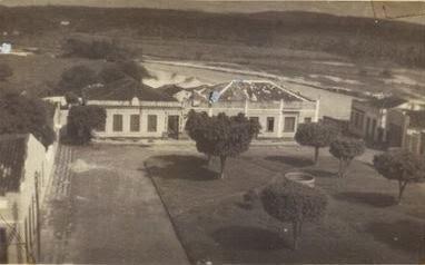 O HOTEL DA LIA,  MAIS OU MENOS EM 1966, ONDE DEMÉTRIO HOSPEDOU COM  KUERINE