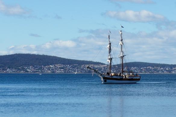 hobart, waterfront, tasmania
