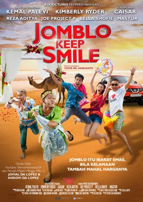 Film Jomblo Keep Smile 2014 di Bioskop