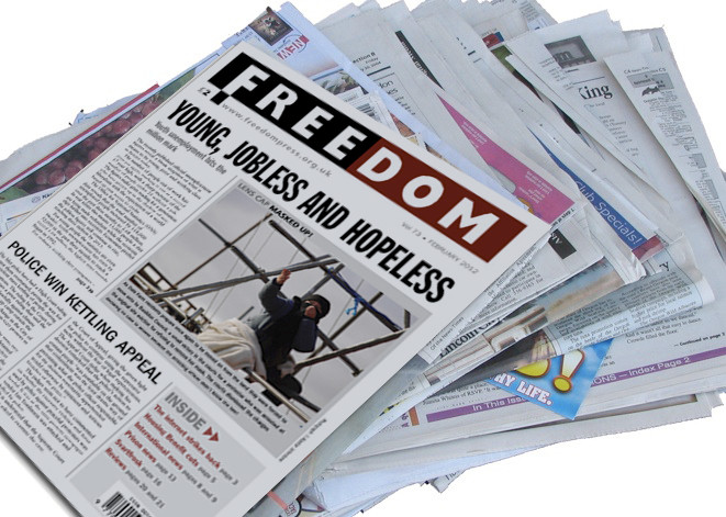voices of freedom paper The coalition believes the paper may claim that protected black political speech should be considered an indicator of criminal conduct or a national-security threat.