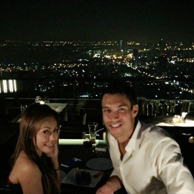 Mat Salleh Sado Ini Mungkin Bakal Suami Lana Nordin, info, terkini, hiburan, sensasi, gosip, Lana Nordin,