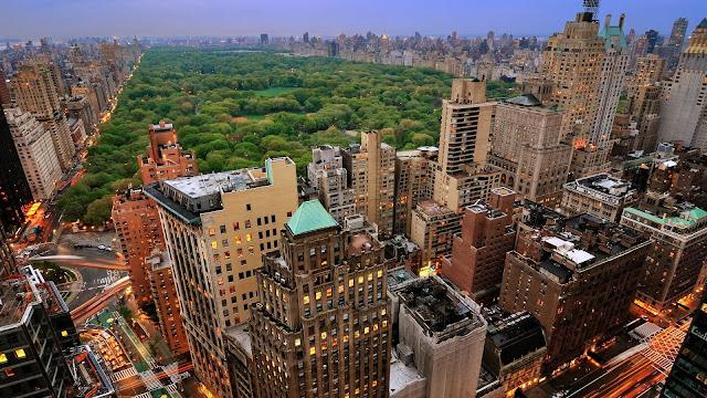 Central Park New York HD Wallpaper