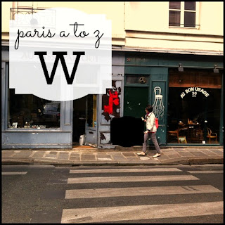 Paris A to Z: W is for Walking