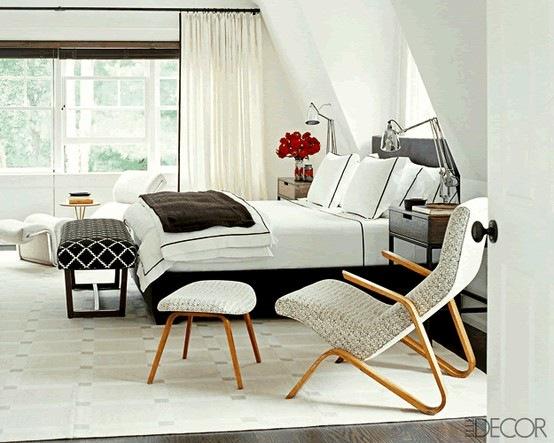 Shed the love bedding for Elle decoration bed linen