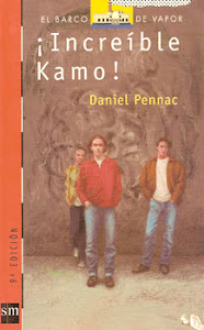 ¡INCREÌBLE KAMO!