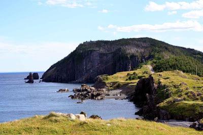 Küste bei Trinity, Newfoundland © Copyright Monika Fuchs, TravelWorldOnline