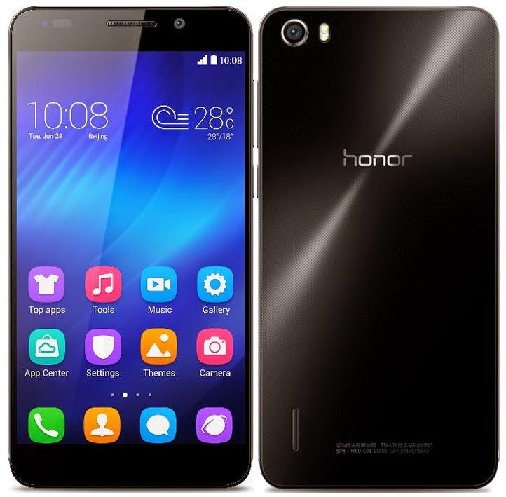 Spesifikasi Dan Harga Ponsel Huawei Honor 6 Plus Didukung Jaringan 4G