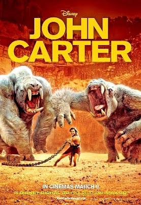 Filme Poster John Carter: Entre Dois Mundos TS XviD & RMVB Legendado