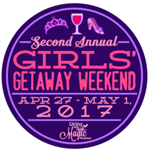 2nd Annual Girls Getaway Weekend