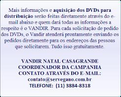 DVDS EM FAVOR DOS ANIMAIS: