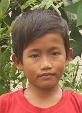 Edwin - Indonesia (IO593), Age 13