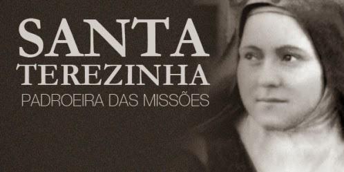 Santa Teresinha – Padroeira das Missões