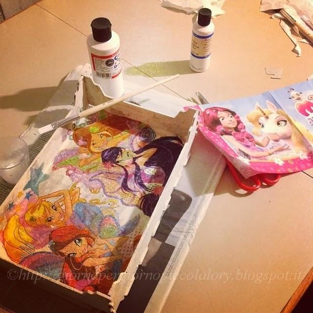Giorno per giorno regali fatti a mano dai bambini idee spunti tutorial - Festoni compleanno fatti in casa ...