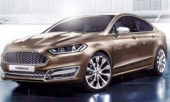 Release date for ford edge 2016