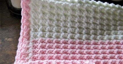 Free Crochet Pattern Bubble Baby Blanket : Beautiful Skills - Crochet Knitting Quilting : Bubbles ...