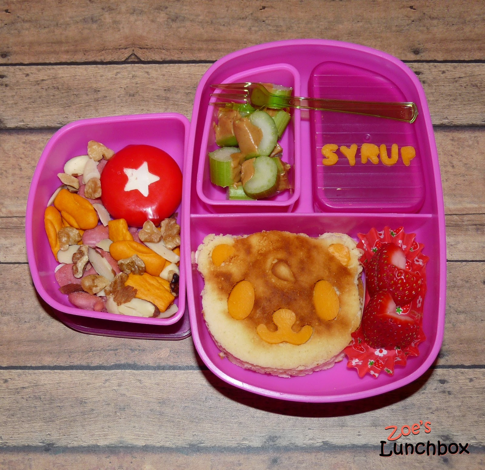 Sassy bento lunch