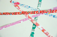 Tutorial: DIY Paper (Washi) Tape