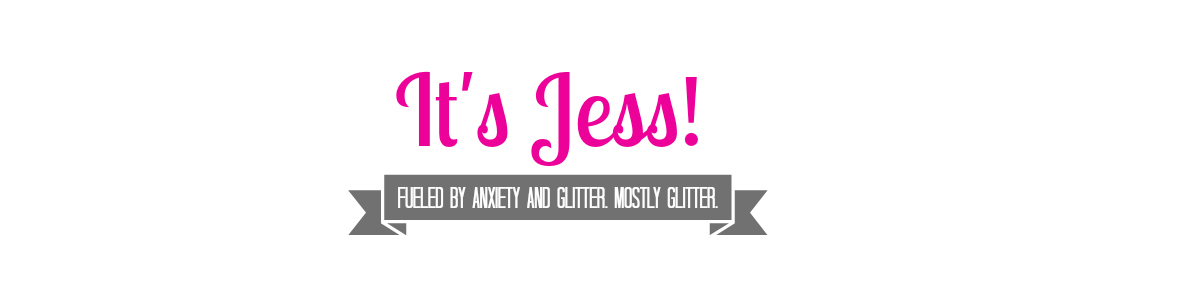 It's Jess!