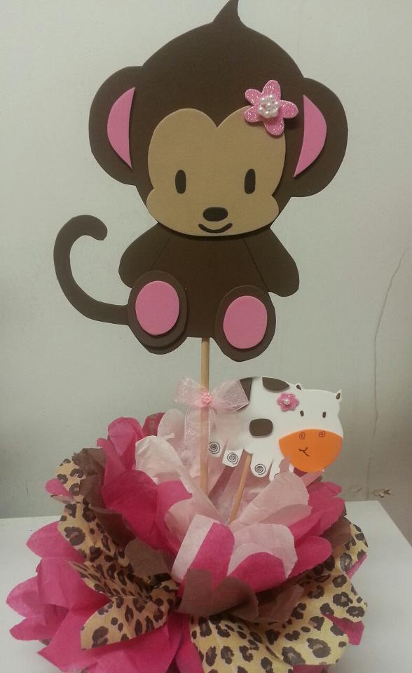 download image monkey baby shower centerpieces pc android iphone and