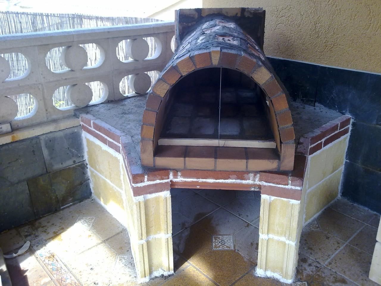 Horno de le a mayo 2013 - Construir horno lena ...