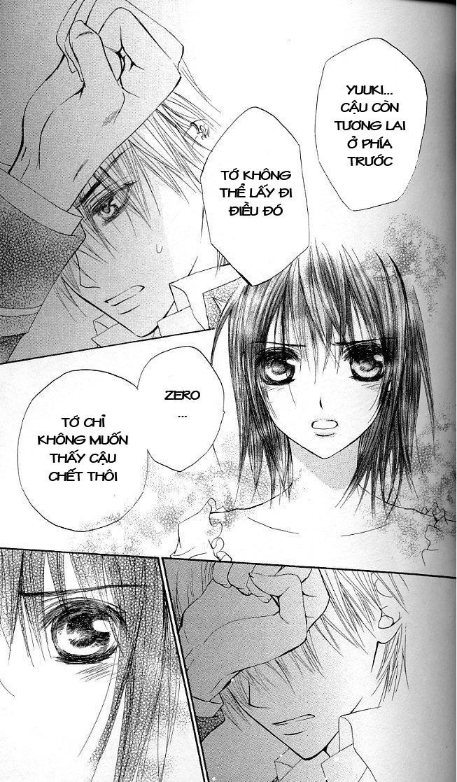 Vampire Knight Chapter 20 - Trang 34