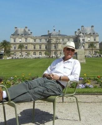 Jardins du Luxembourg - Paris, Maio 2011