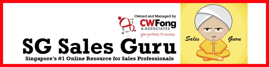 SG Sales Guru - Singapore's #1 site for sales professionals