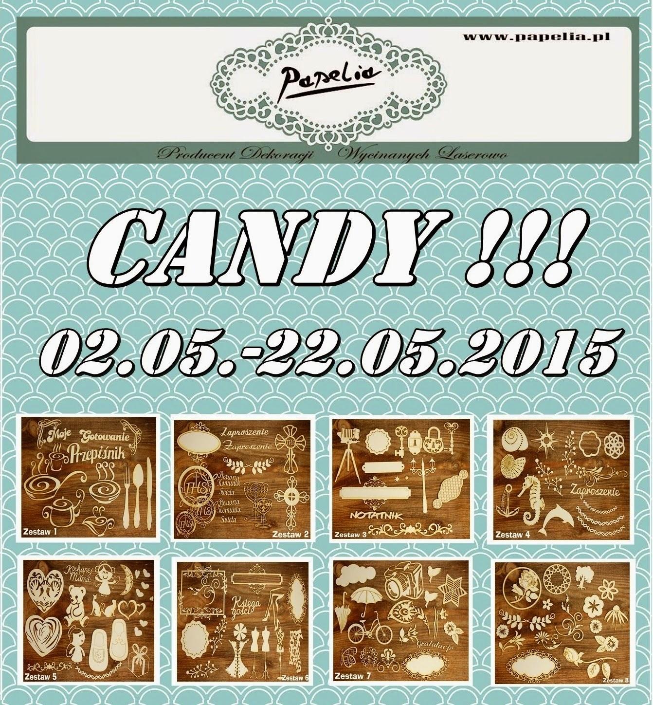 candy do 22 maj
