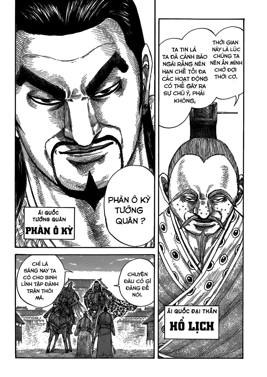 Kingdom - Vương Giả Thiên Hạ Chapter 409 page 3 - IZTruyenTranh.com