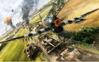 War Thunder. Jogo online.