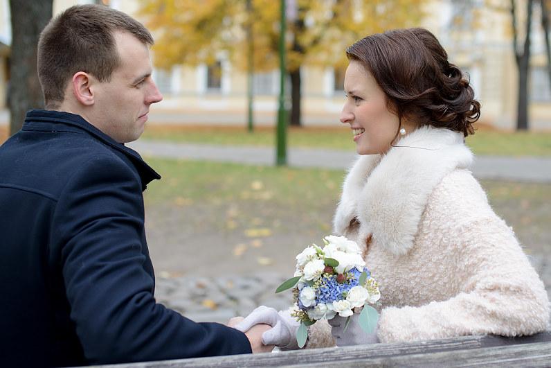 vestuvės rudenį Kaune