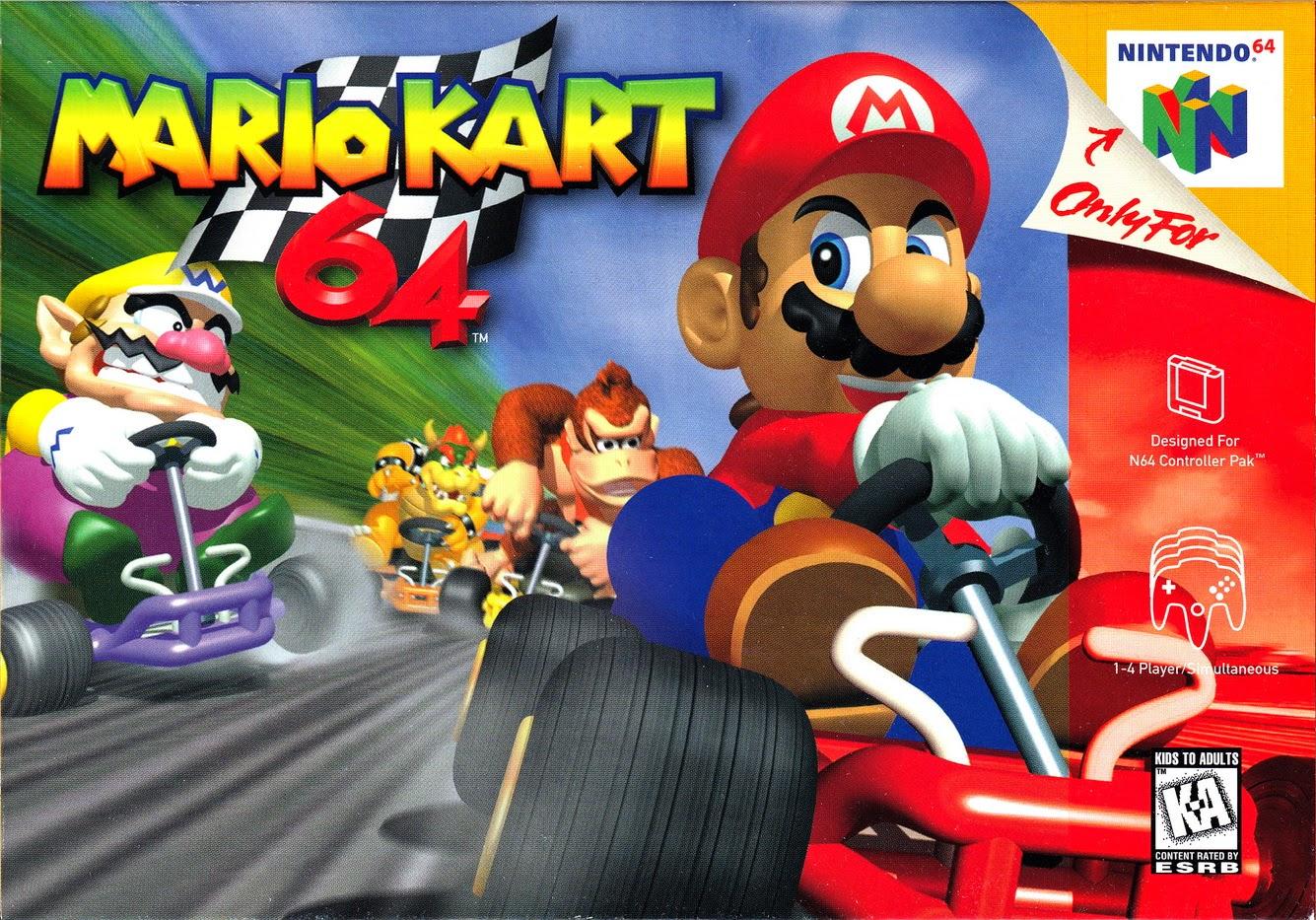 descargar mario carro para android apk español. Descarga El juego de Mario Kart 64 Emulado para Android Apk