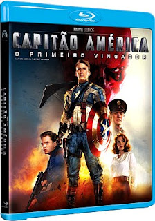 Filme Poster Capitão América: O Primeiro Vingador BDRip XviD Dual Audio & RMVB Dublado