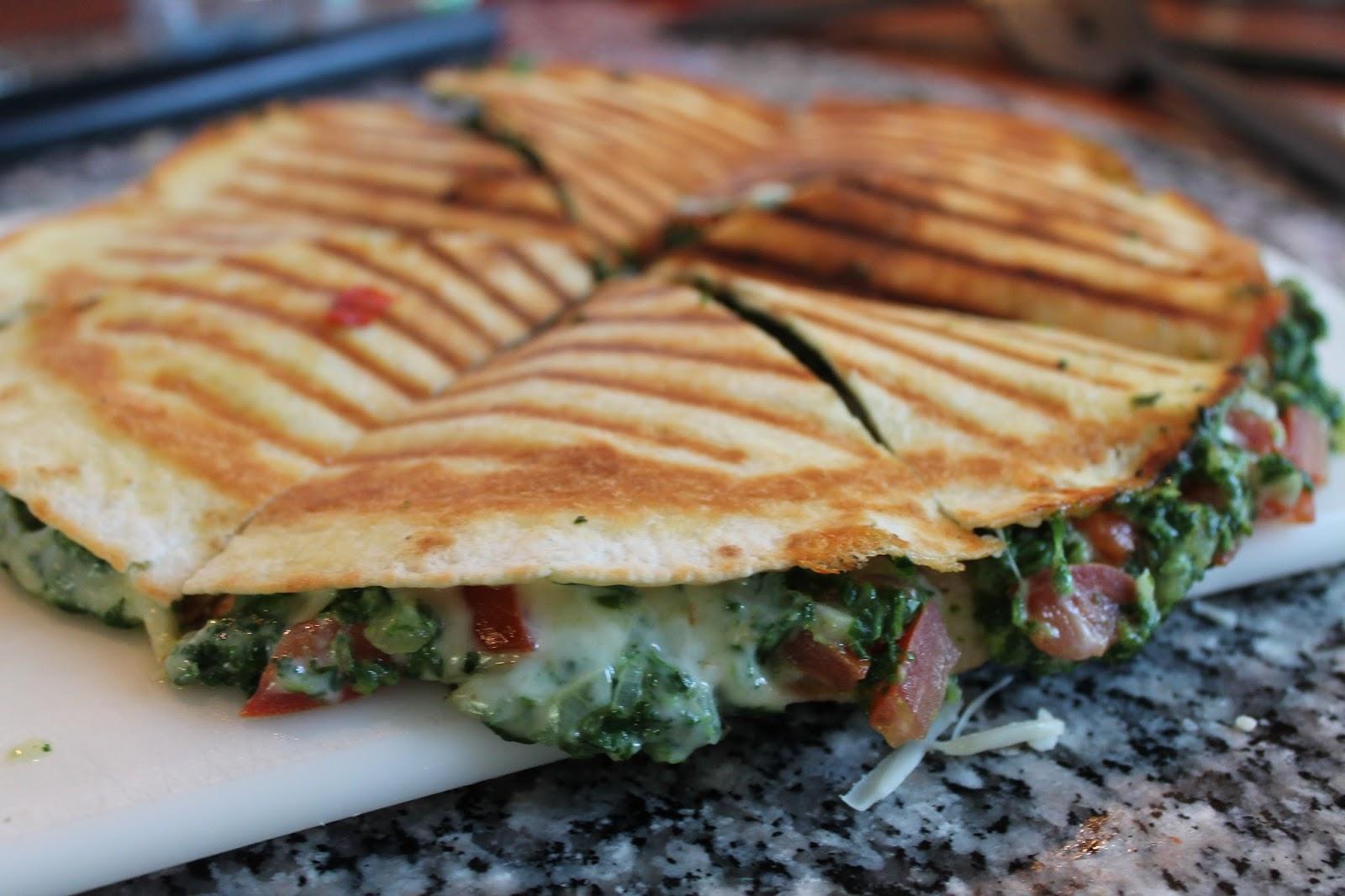 quesadillas opskrift oksekød