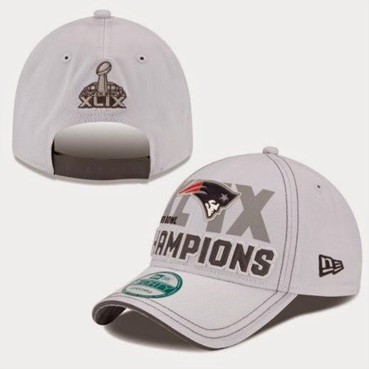 New England Patriots superbowl xlix champs hat, patriots super bowl champions locker room hat