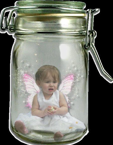 Destiny Captured Fairy Digital Art