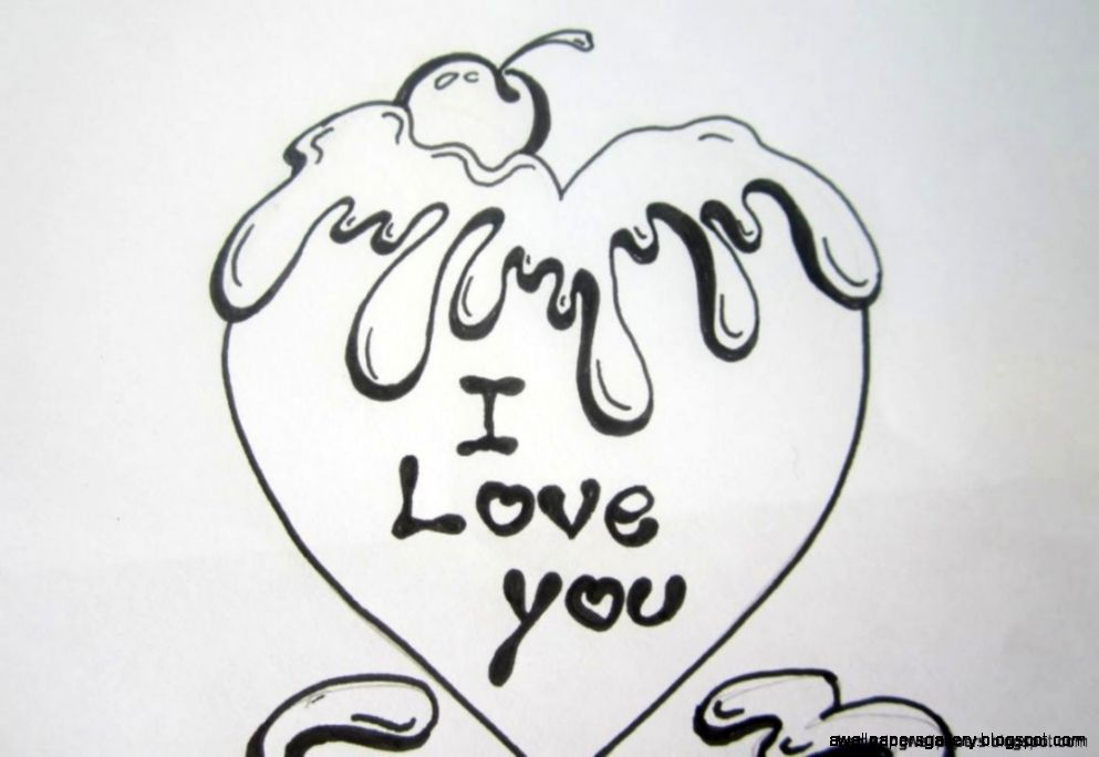 Heart Drawings For Your Boyfriend Cute Hearts To Draw Fo...