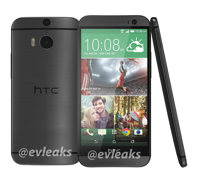 HTC One 2014 in Gray