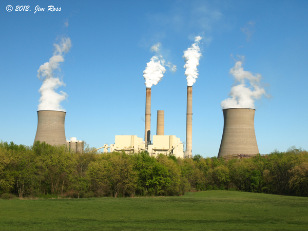 Ohio River Blog The Power Plants Of Cheshire Ohio