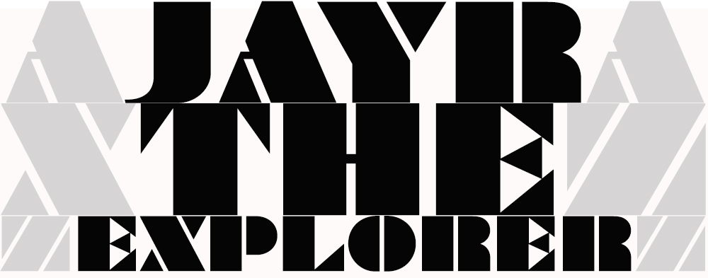 JAYR THE EXPLORER