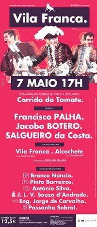 Vila Franca de Xira- Corrida do Tomate