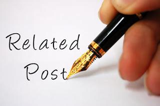 Cara Membuat Related Post Dibawah Postingan Blog
