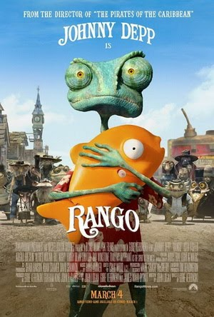 RANGO (Film Baru Johnny Depp)