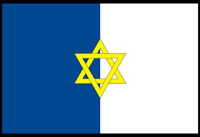Bandeira do Mandato da Palestina