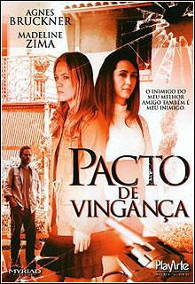 Pacto De Vingança DVD-R