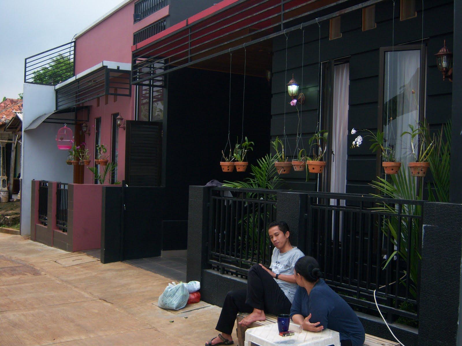 Galeri inspirasi Model Atap Rumah Minimalis Terkini 2015 yg elegan