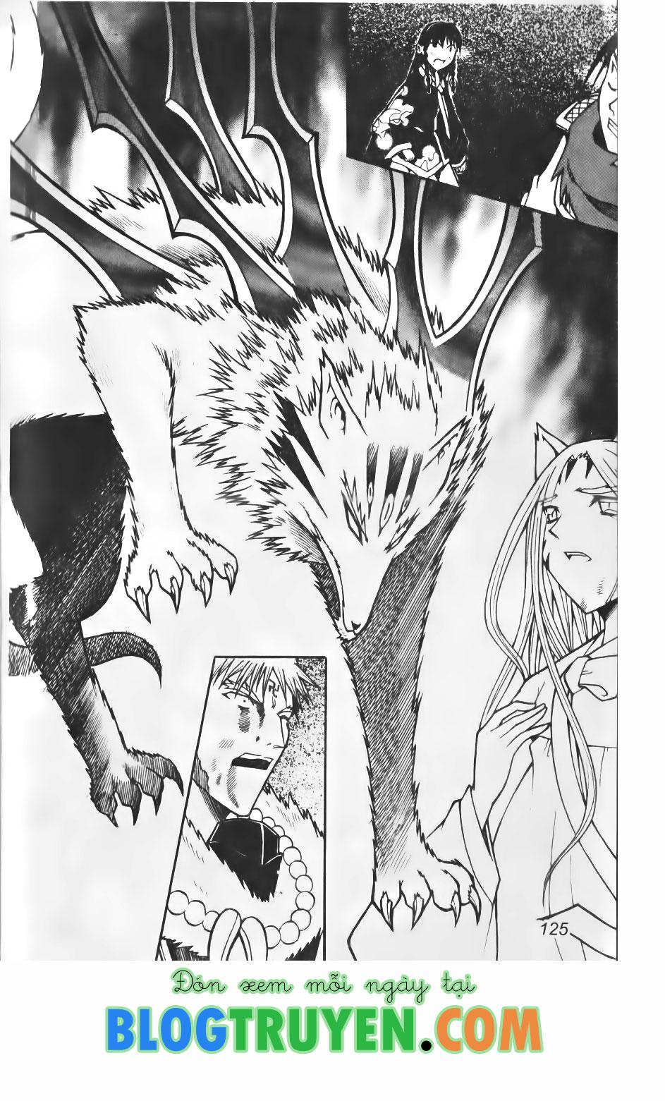 Gumiho – Hội Pháp Sư chap 78 Trang 18