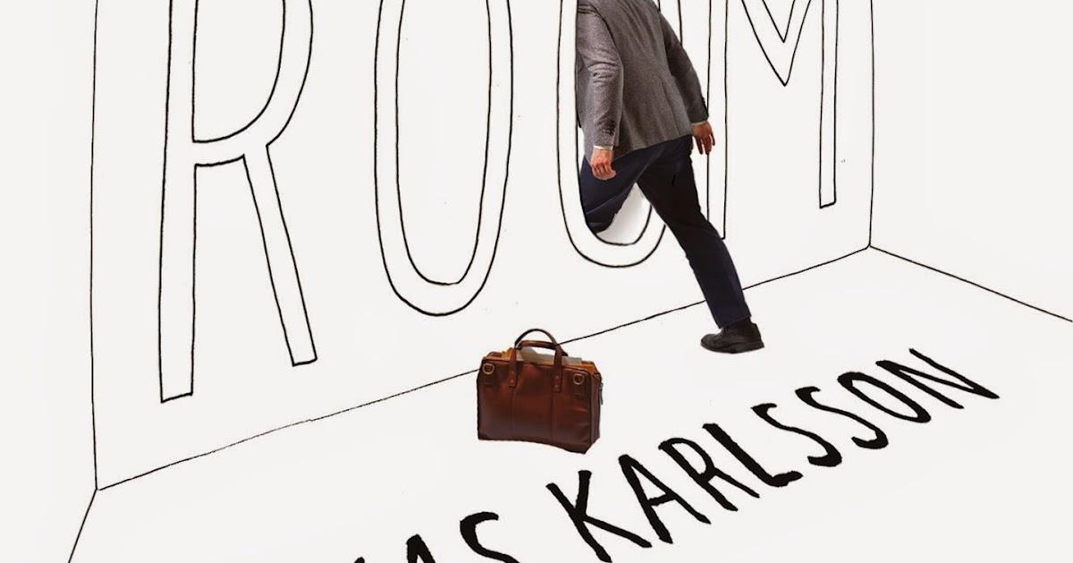 The Room Book Jonas Karlsson