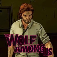 """El lobo, protagonista del juego """"The Wolf Among Us"""""""